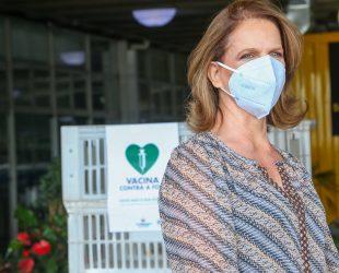 """Governo de SP inicia campanha """"Vacina contra a Fome"""""""