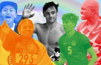 Hoje começou a Olimpíada mais inclusiva da história